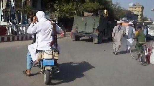 Los talibanes toman otra capital y siguen avanzando en Afganistán