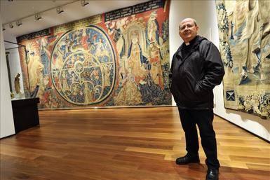 El saber científico, mitológico y religioso de hace seis siglos, en un tapiz