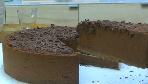 Tarta Marquise, un sueño para los adictos al chocolate