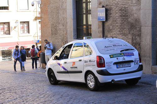 Los taxistas de Castilla-La Mancha, en pie de guerra