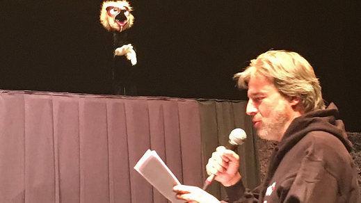 Alberto San Juan y su colectivo desafían a la censura representando de nuevo la obra de 'Gora Alka ETA'