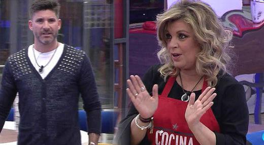 'Gran Hermano VIP': Terelu entra en la casa ante el malestar de Toño Sanchís