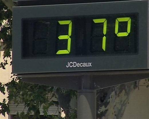 Activado el plan contra las altas temperaturas en Castilla-La Mancha