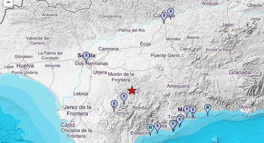 El terremoto que se ha notado en Andalucía y... en Twitter