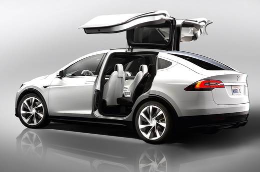 Tesla tiene 25.000 prereservas de su nuevo Modelo X