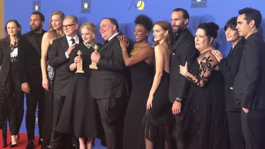 El mundo femenino arrasa en los Globos de Oro: todos los ganadores