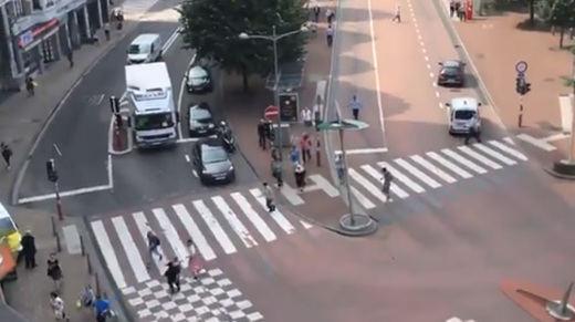 Un tiroteo en la ciudad belga de Lieja deja 3 muertos; el atacante fue abatido