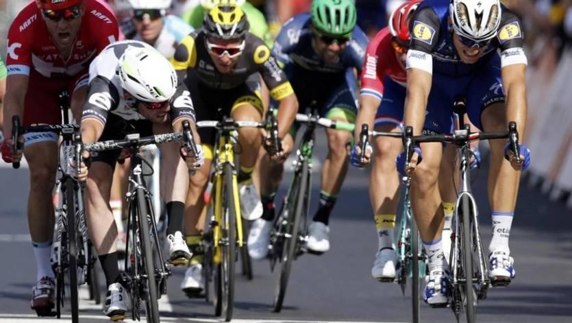 Así está la tabla de favoritos en lo que va del Tour de Francia 2016