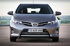 Toyota volvió a ser la marca más vendida en octubre en el mundo