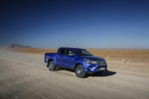 Toyota España lanza el nuevo Toyota Hilux