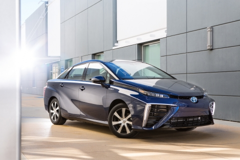 Toyota Mirai: la innovación de la década