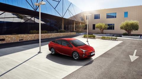 Toyota España lanza el nuevo Toyota Prius