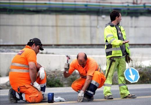 El paro bajó en mayo en Castilla-La Mancha en 7.594 personas