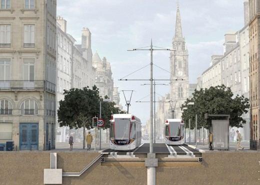 Sacyr y Farrans se adjudican la prolongación del tranvía de Edimburgo