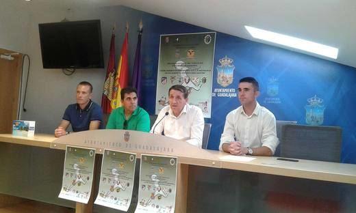 I Trofeo Ciudad de Guadalajara de Fútbol Femenino con seis equipos