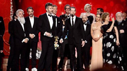 Los dragones de 'Juego de tronos' pueden con todo: la serie de la HBO arrasa en los Emmy