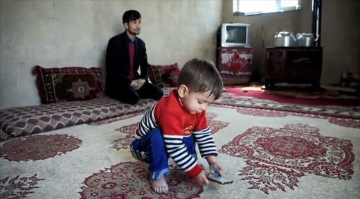 Un pequeño Donald Trump revoluciona Afganistán