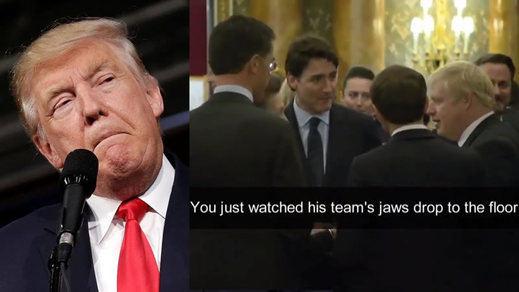 La espantada de Trump de la cumbre de la OTAN: habrá consecuencias por las mofas al presidente de EEUU
