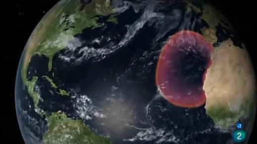 La teoría del tsunami apocalíptico por el volcán de La Palma vuelve a resurgir y se viraliza