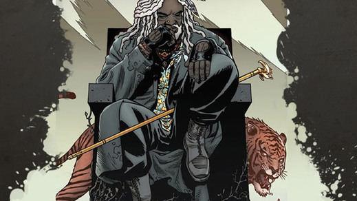 'The Walking Dead' se hace un auto-spoiler: Ezekiel y Shiva aparecerán en la séptima temporada