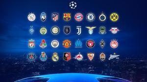 Sorteo de la Champions League 2020-2021: horario y dónde verlo hoy