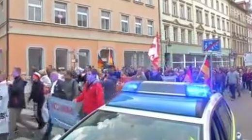 Alarmas en Alemania por el auge de la ultraderecha tras el asesinato de un político de las filas de Merkel