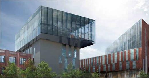 El proyecto de Sacyr de la Universidad del Ulster gana el premio Considerate Constructors Scheme