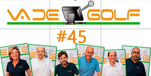 Va de Golf #45: repaso al Masters de Augusta, buenos viajes de golf y golf femenino