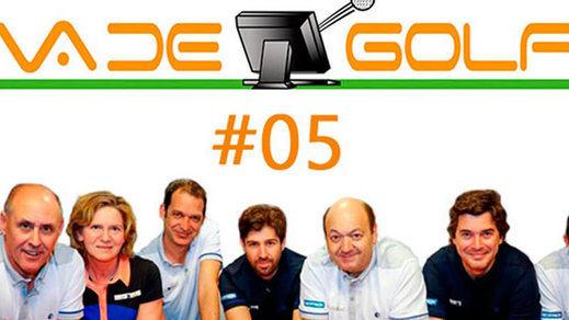 Va de Golf #5: Iñaki Cano, golf solidario, la Solheim Cup...