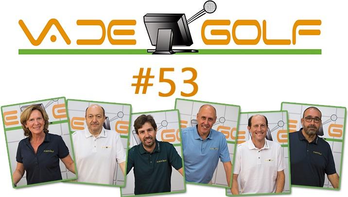 Va de Golf #53: Jiménez nos cuenta los secretos de su juego y María José Rienda 'confiesa' su pasión