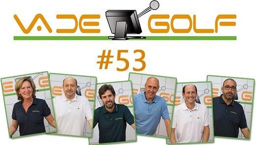 Va de Golf #53: Jiménez nos cuenta los secretos de su juego y María José Rienda