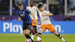 El Valencia cae con estrépito en Italia y tendrá que buscar una remontada histórica (4-1)