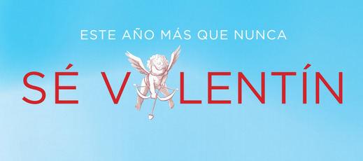'Sé Valentín', la nueva campaña de El Corte Inglés que anima a celebrar el amor y compartirlo en sus redes
