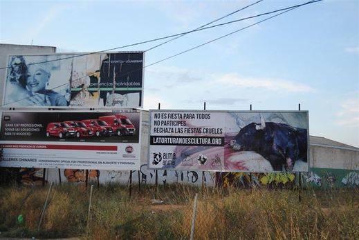 Alma Animal pone en marcha la campaña #AlbaceteSinTortura coincidiendo con la feria