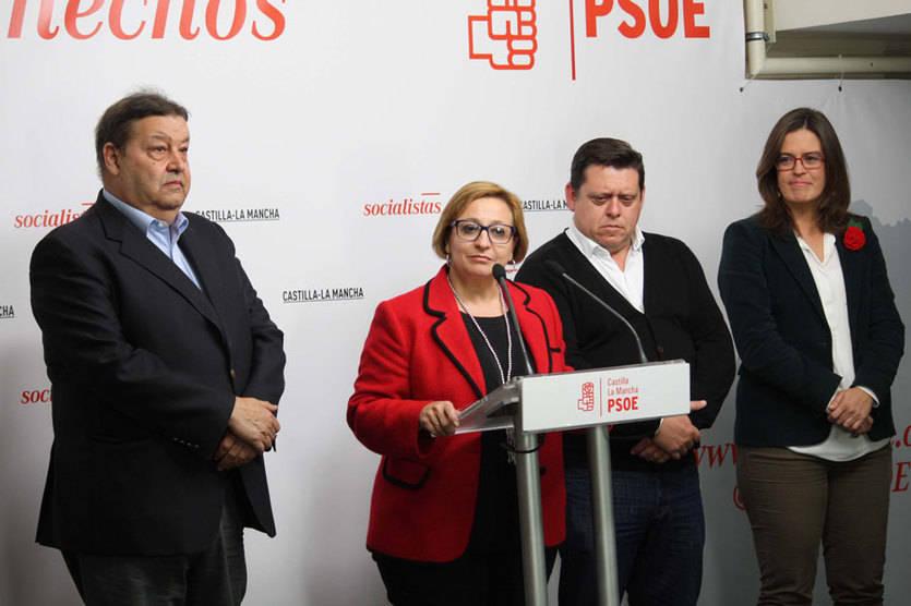 Los votantes 'han dicho sí a Page y adiós a Rajoy y Cospedal', según el PSOE