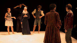 Amor, enga�os y muerte en 'Verona'