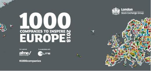 Vichy Catalan Corporation, entre las 1.000 compañías más inspiradoras de Europa