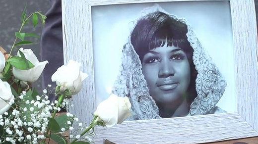 El mundo rinde tributo a Aretha Franklin, la reina del soul