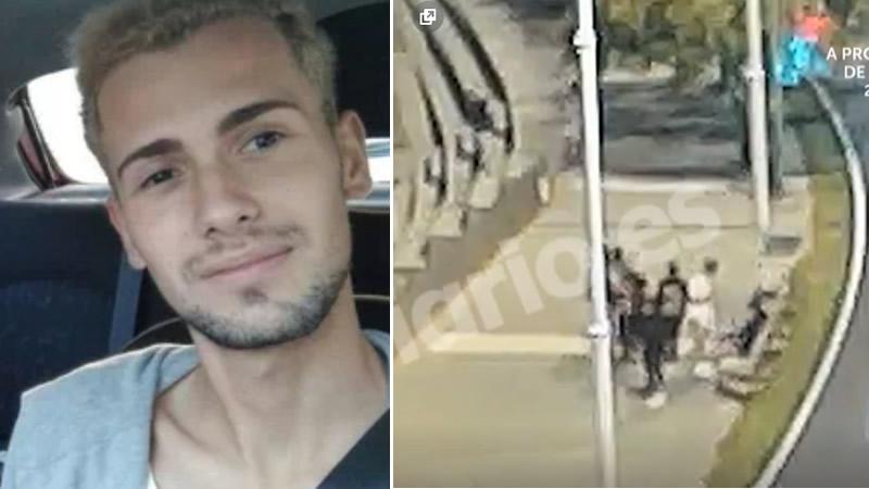 Asesinato de Samuel: sale a la luz el vídeo de cómo lo mató cruelmente un grupo multitudinario