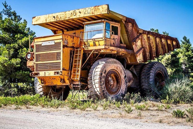 Camiones volquetes, esenciales en el mundo de la construcción