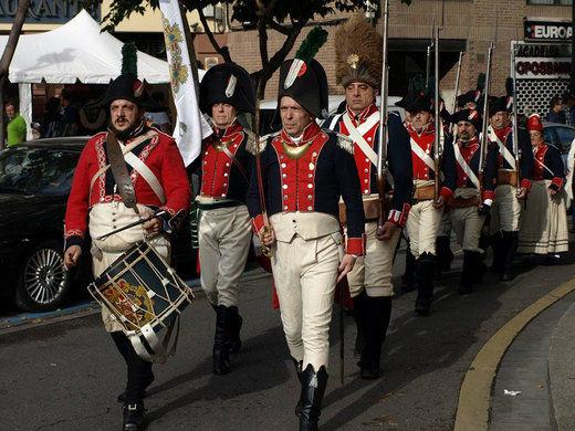 El Museo del Ejército recrea este sábado la entrega de una 'bandera' en su patio de armas