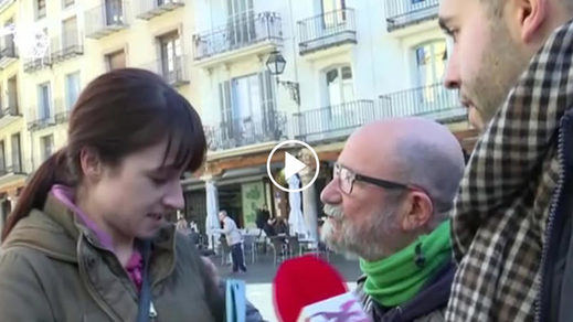 """Una militante de Vox, a otro de Teruel Existe: """"Si hay que fusilarte, lo haremos"""""""