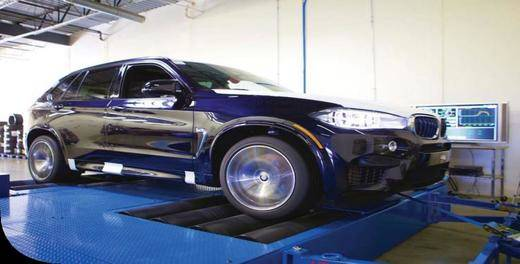 VTEQ presenta un sistema de control de emisiones para carretera y banco pruebas