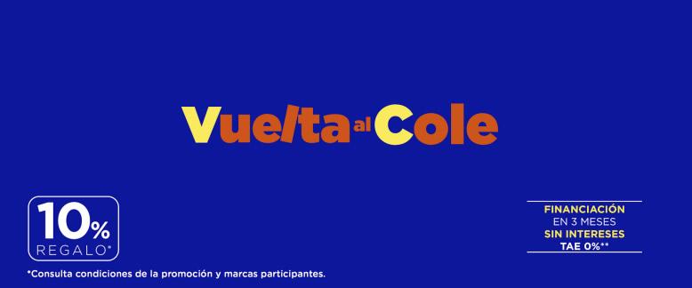 El Corte Inglés lanza 'La Vuelta al Cole' con nuevos servicios como la cita previa para facilitar las compras