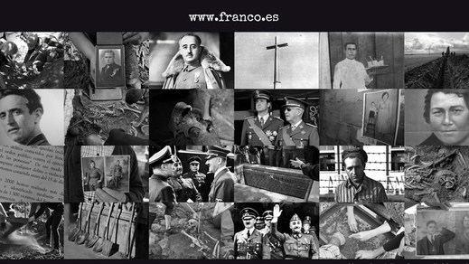 La Asociación para la Memoria Histórica se hace con la web 'franco.es'