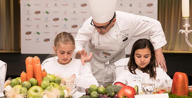 Luis Gallastegui gana la III Edición de Westin Junior Chef