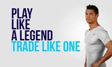 XTrade ya tiene nuevo goleador: Cristiano Ronaldo