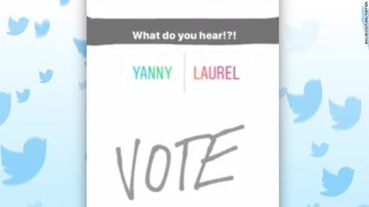 ¿Yanny o Laurel? ¿Tú que escuchas en el nuevo viral de Internet que divide a la Red?