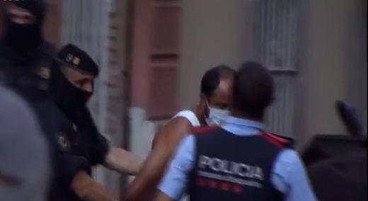 Los Mossos d'Esquadra desarticulan una célula yihadista preparada para atentar en Barcelona