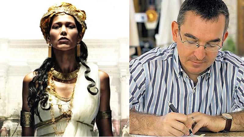 Santiago Posteguillo publicará la secuela de 'Yo, Julia': 'Y Julia retó a los dioses'